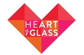 Logo for Heart of Glass