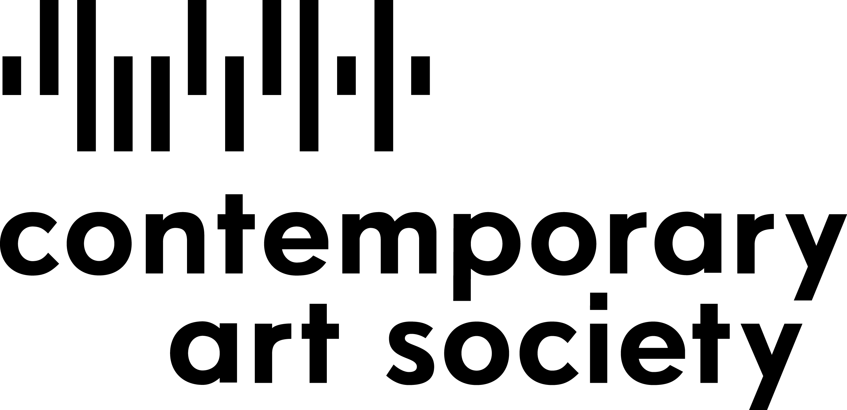 Logo for the Contemporary Art Society