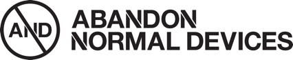 Logo for Abandon Normal Devices