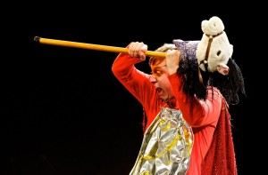 Billy, The Monster and Me - Create Salford Festival 2014 - Unive