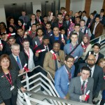 Salford Business School Students