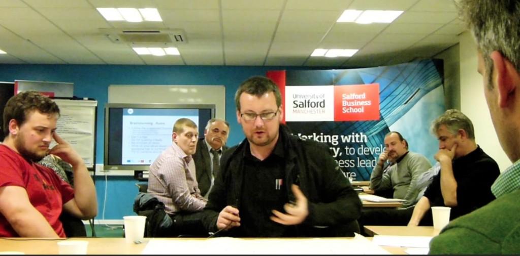 Digital Marketing skills brainstorming sessions