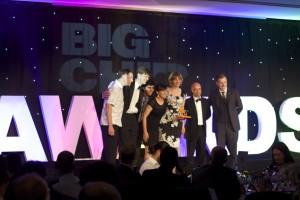 Big Chip Awards ceremony