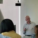 Chris Procter, project management