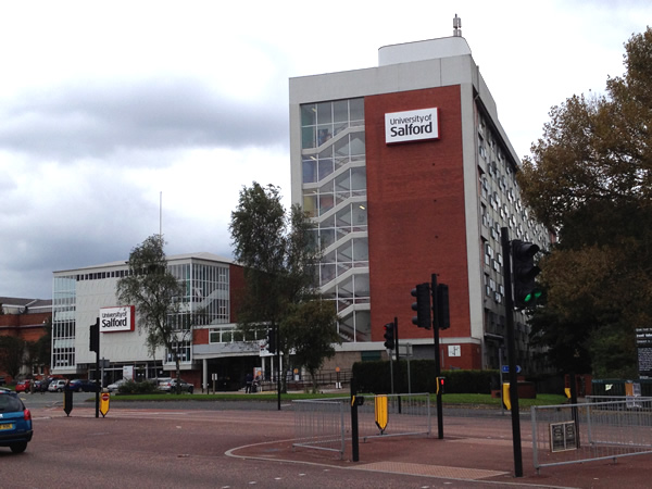University of Salford, Salford Business School