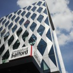 University of Salford Media City UK campus