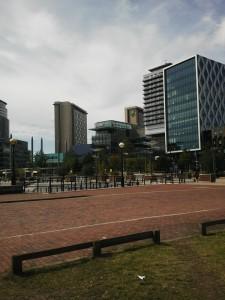 Media City UK Campus