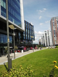 Media City UK Campus