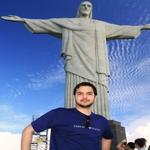 Paul in Rio de Janeiro