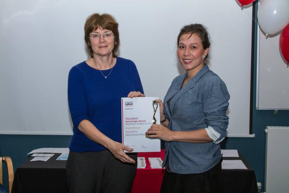 Salford Advantage Award