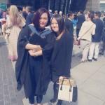 Xue Xiao Bai and friend