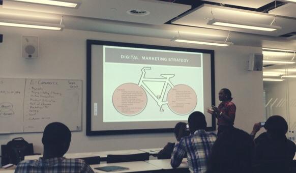 digital marketing strategy presentation