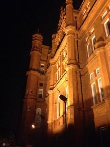 Peel Building, University of Salford