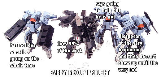 Group project jobs