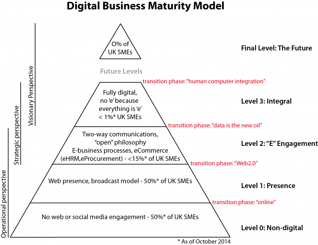 Digital Business Maturity Model