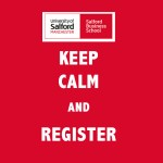 Keep Calm and Register