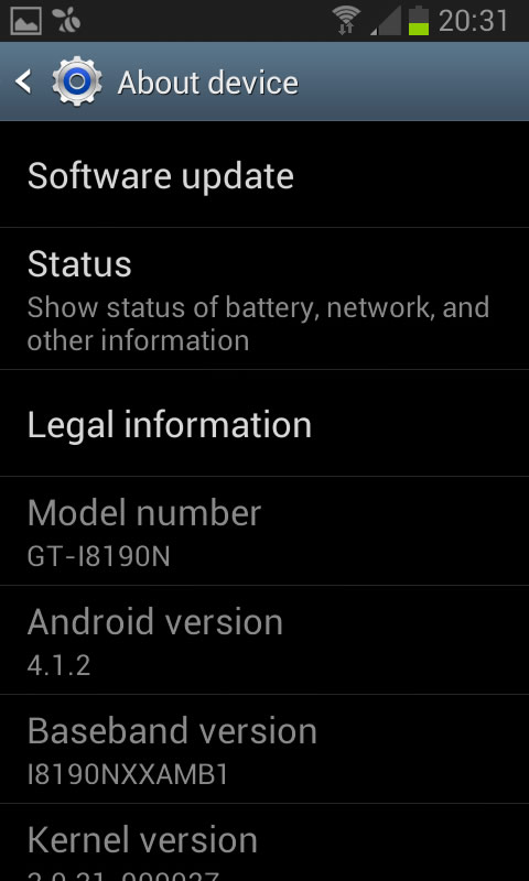 what is the newest version of android operating system