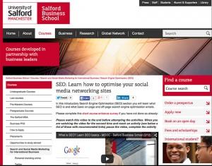 Digital identity: Our free MOOC training in SEO and digital skills
