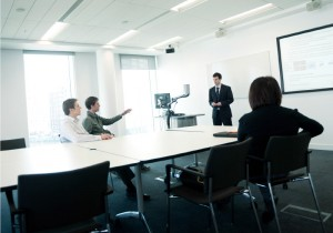Teaching digital skills at MediaCityUK