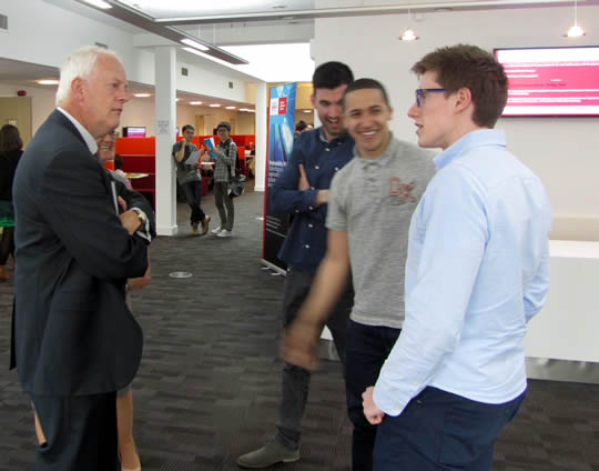 Paid Internships success story - Craig Greenup