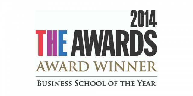 Business School of the Year