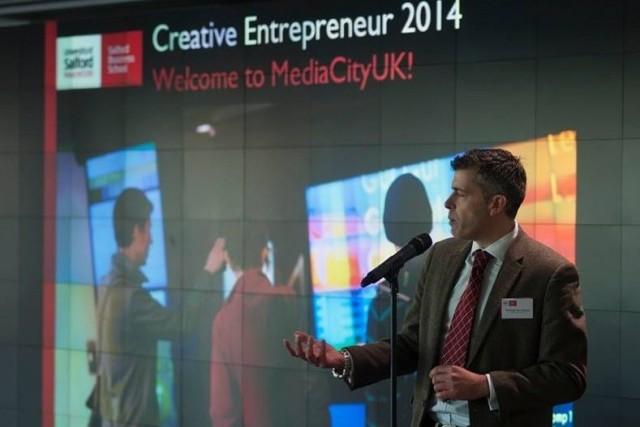 Creative entrepreneur- Next generation event