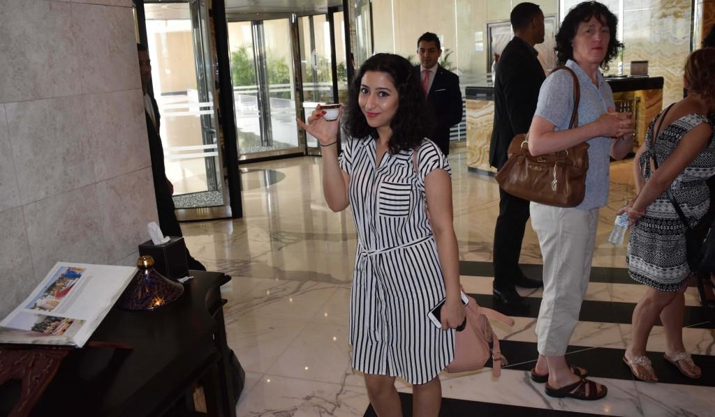 MBA Trip-Intercontinental Hotel UAE