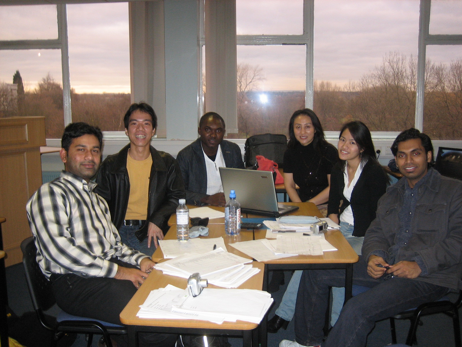 The Salford MBA -Le Hung; working group