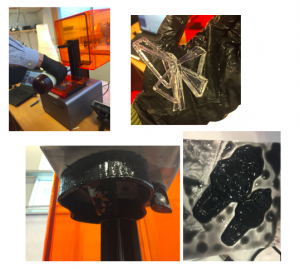 3D Printer Technical Trial