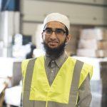 Huzayfah Bukhat, BSc (Hons) Business Information Technology Graduate