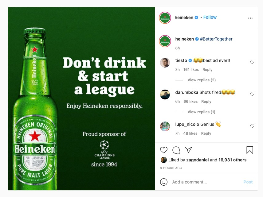 Heineken European Superleague