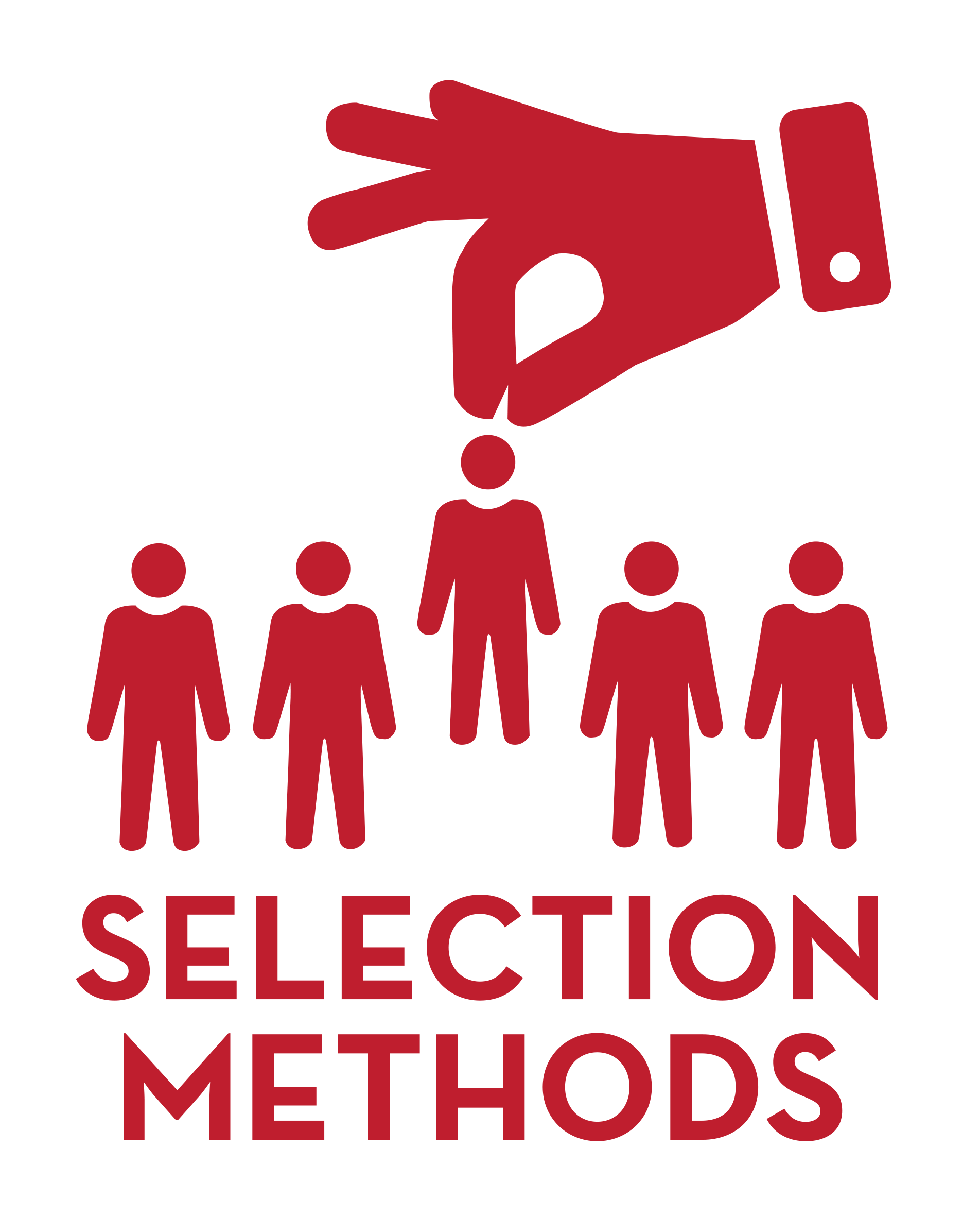 selection method 4 a firm will be selected under [insert: selection method] and procedures described in this rfp,  client for the selection of consultants,.