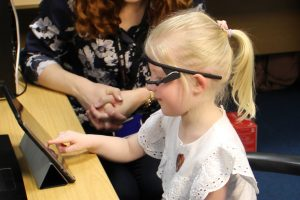 Can children learn language from touchscreen apps?   How you and your child could contribute