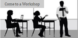 come to a workshop