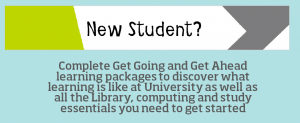 Link to guidance for new students