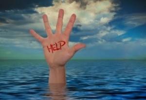 help waving