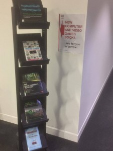 CVG book display