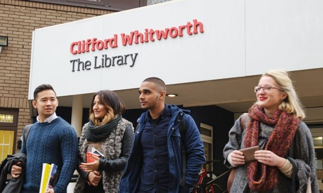 Clifford Whitworth Library