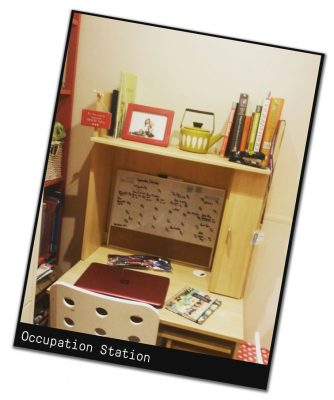 occupation station