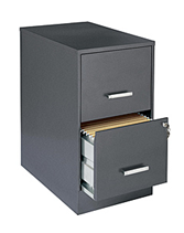 Picture of a filing cabinet