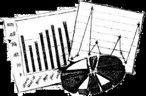 illustration of data