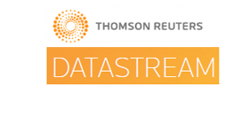 Image of the logo for DataStream.