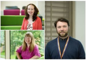 Image of the SEE Library Support Team