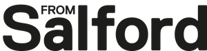 'From Salford' logo