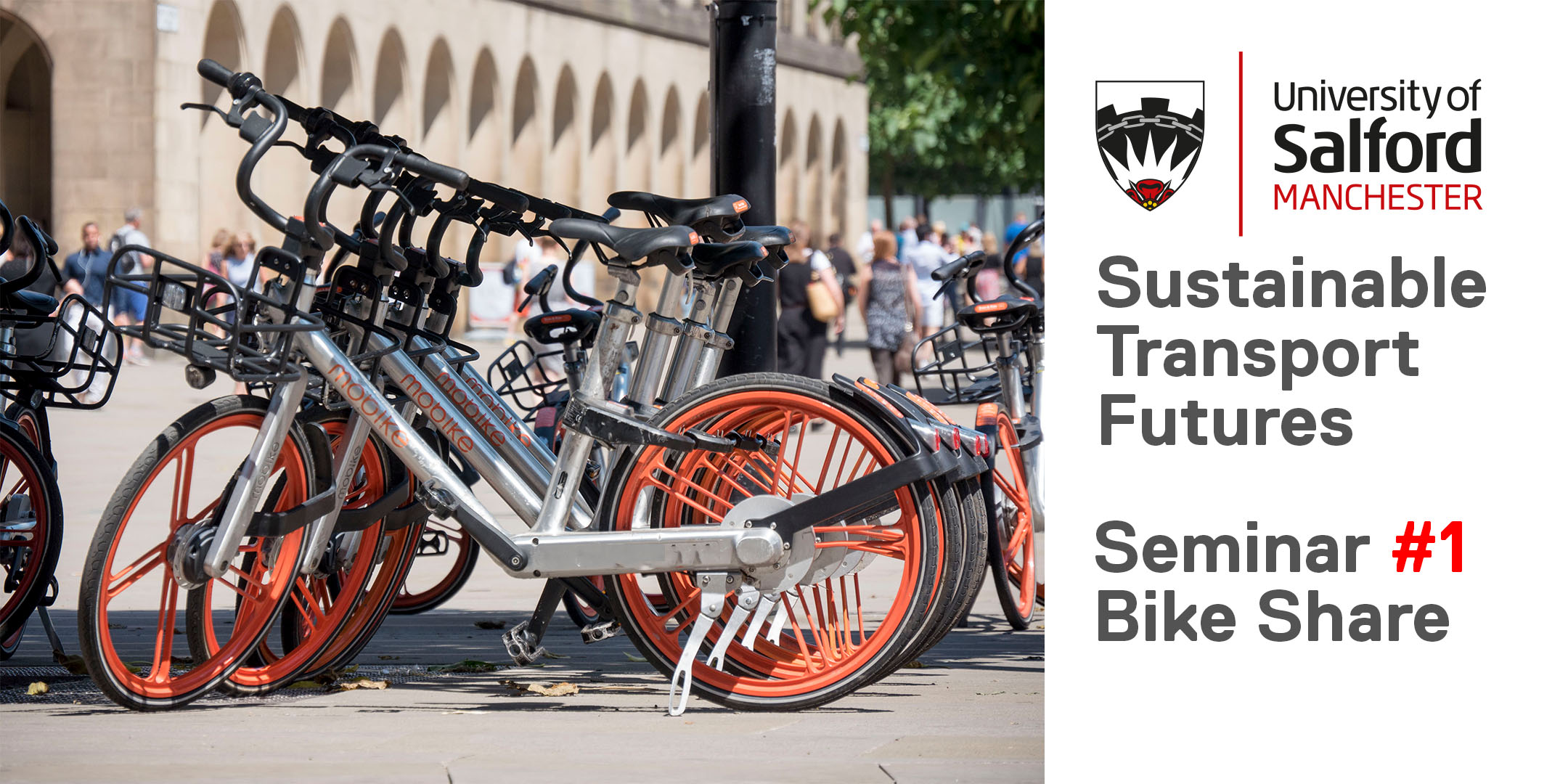Bike Share in Greater Manchester