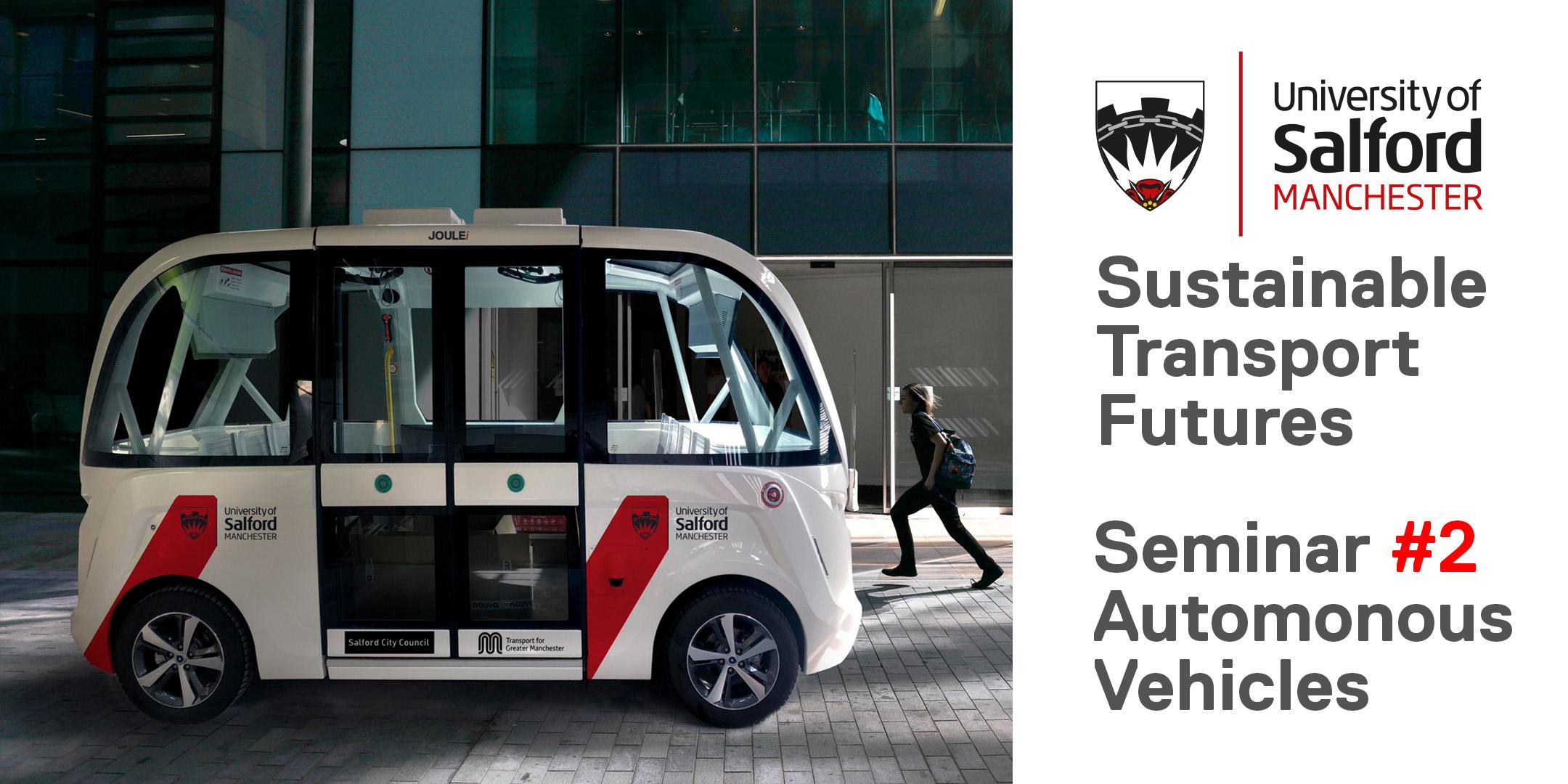 Autonomous Vehicles as part of Sustainable Transport