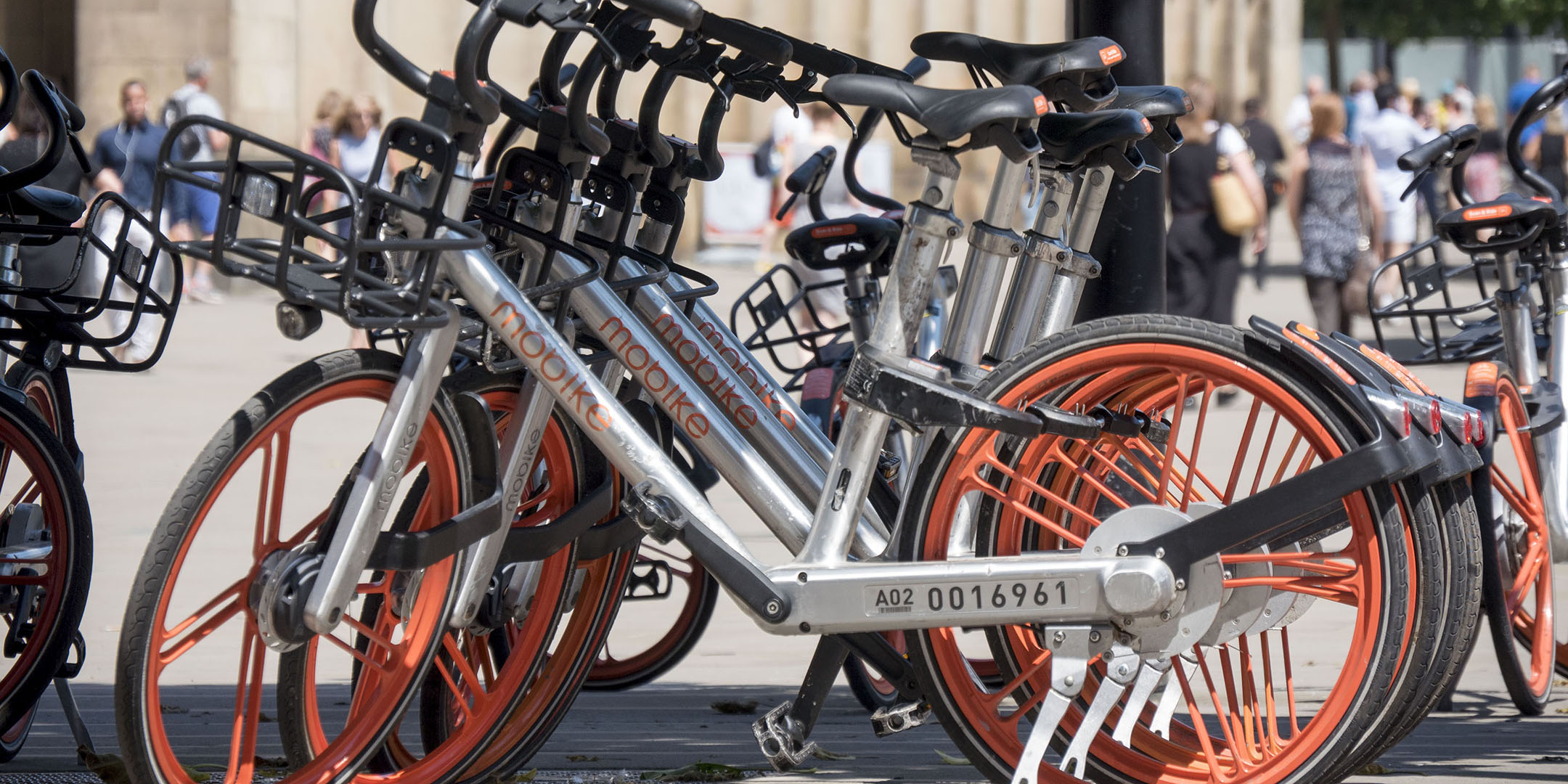 From Mobike to no bike in Greater Manchester