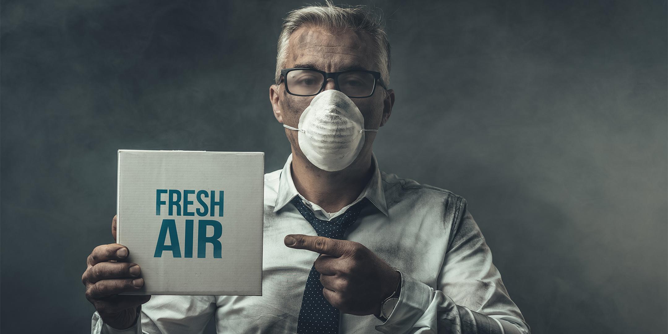 Dirty Air: Read our Seminar Report