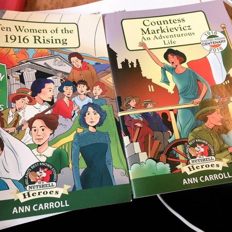 Literature from the Irish World Heritage Centre