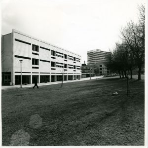 Clifford Whitworth Library, 1971.